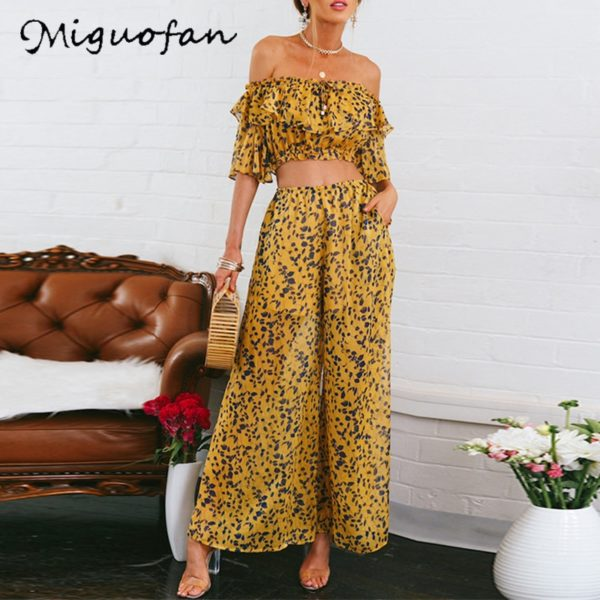 2-Pieces-Suits-Sets-Women-Leaves-Pattern-Off-Shoulder-Crop-Tops-With-Flare-Long-Pants-Ruffle-1.jpg