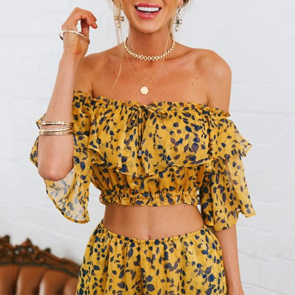 2-Pieces-Suits-Sets-Women-Leaves-Pattern-Off-Shoulder-Crop-Tops-With-Flare-Long-Pants-Ruffle-2.jpg