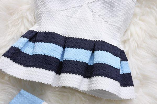 Alpha-customization-Women-Fashion-Tops-Skirt-Outfits-Summer-Slash-Neck-Short-Sleeve-Striped-Ruffles-Dress-Top-5.jpg